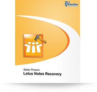 Download Stellar Lotus Notes Recovery Software