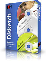 Download NCH Disketch Disc Label Software