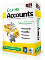 NCH Express Accounts Accounting Software