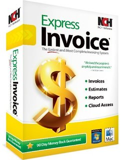 NCH Express Invoice Professional Invoicing Software