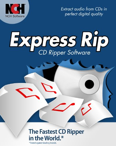 NCH Express Rip CD Ripper Software