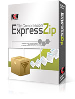 Download NCH Express Zip File Compression Software