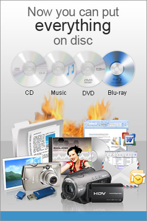 Download NCH Express Burn CD + DVD + Blu-Ray Software
