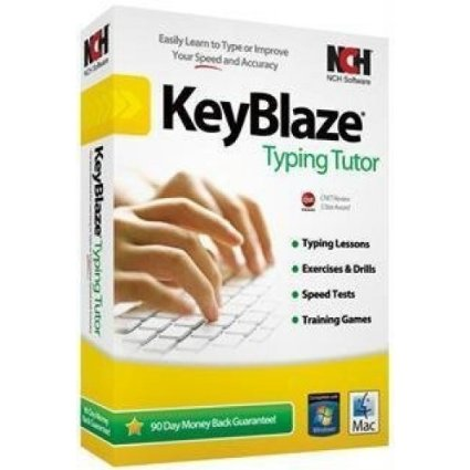 Download NCH KeyBlaze Typing Tutor Software