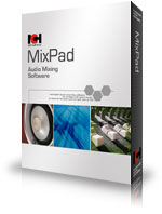 Download NCH MixPad Multitrack Audio Recording and Mixing Software