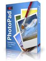 Download NCH PhotoPad Photo Editing Software