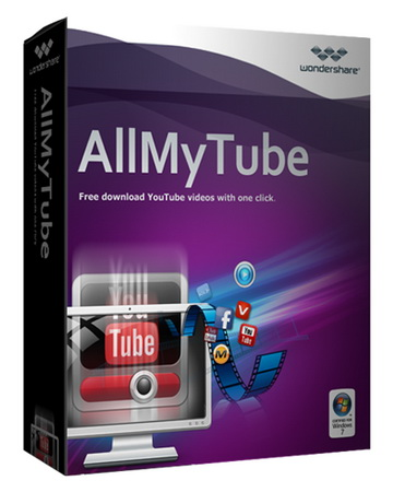 Download Wondershare AllmyTube Software