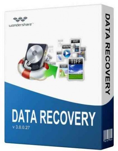 Download Wondershare Data Recovery Software