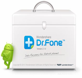 Download Wondershare Dr.Fone for Android Software