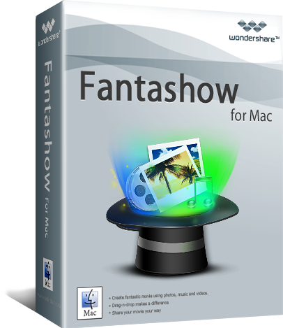 Download Wondershare Fantashow for Mac Software