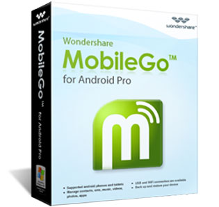 Download Wondershare Mobile Go for Android (Windows) Software