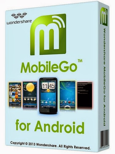 Download Wondershare MobileGo for Android (Mac) Software
