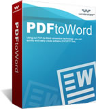 Download Wondershare PDF to Word Converter Software