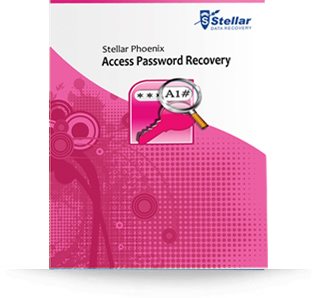 Download Stellar Phoenix Access Password Recovery Software