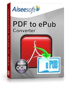 Download Aiseesoft PDF to ePub Converter Software