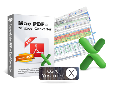 Download Aiseesoft PDF to Excel Converter Software