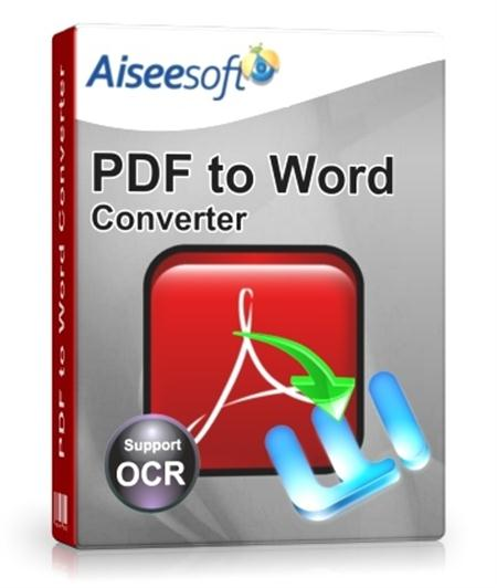 Download Aiseesoft PDF to Word Converter