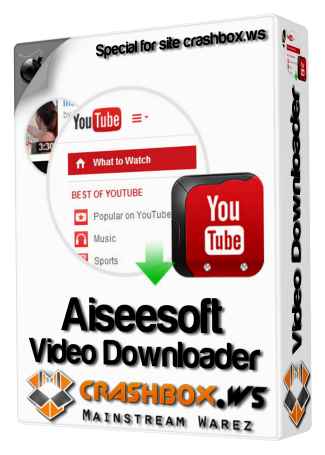 Download Aiseesoft Video Downloader Software