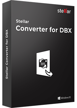 Download Stellar DBX to PST Converter Software
