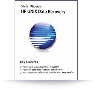 Download Stellar HP Unix Data Recovery Software