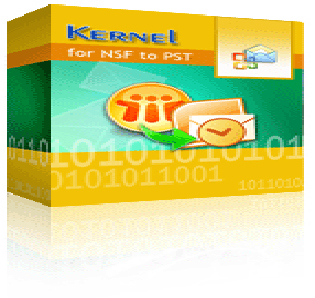 Download Kernel Lotus Notes to Outlook Migration Software