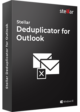 Download Stellar Outlook Duplicate Remover Software