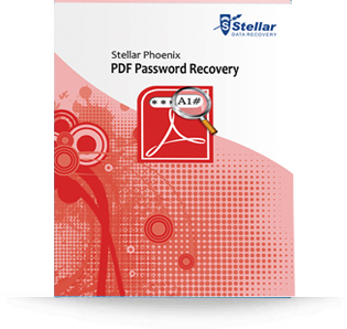 Download Stellar PDF Password Recovery Software