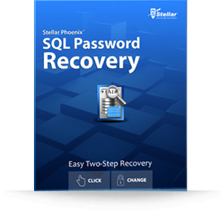 Download Stellar SQL Password Recovery Software