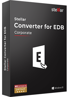 Download Stellar Phoenix EDB to PST Converter Software