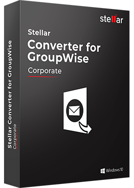Download Stellar GroupWise to Outlook PST Converter Software