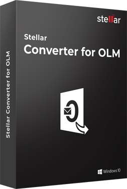 Download Stellar OLM to PST Converter Software