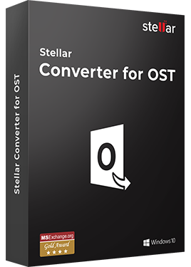 Download Stellar OST to PST Converter Software