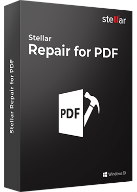 Download Stellar PDF Repair Software