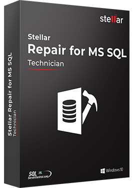 Download Stellar Phoenix SQL Server Recovery Software