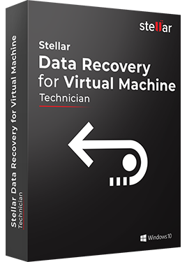 Download Stellar Virtual Machine Data Recovery Software