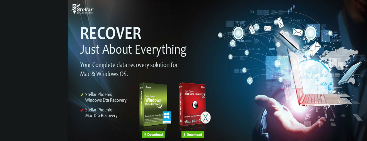 Stellar Phoenix Data Recovery Software
