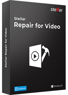 Download Stellar Video Repair Software