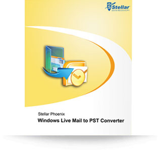 Download Stellar Windows Live Mail to PST Converter Software